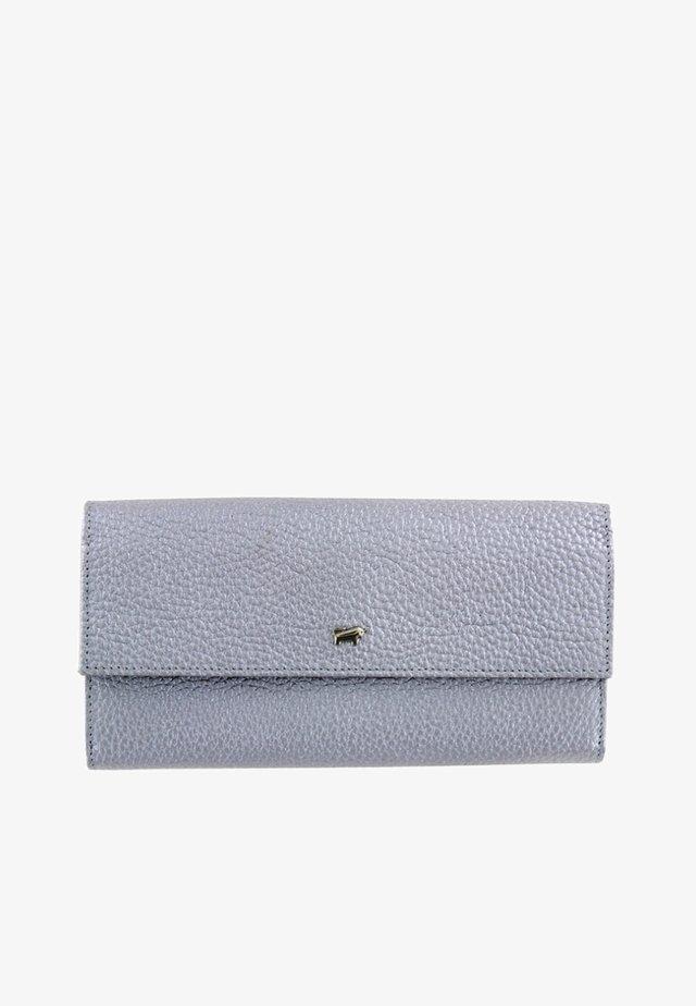 ALESSIA - Wallet - frozen silver