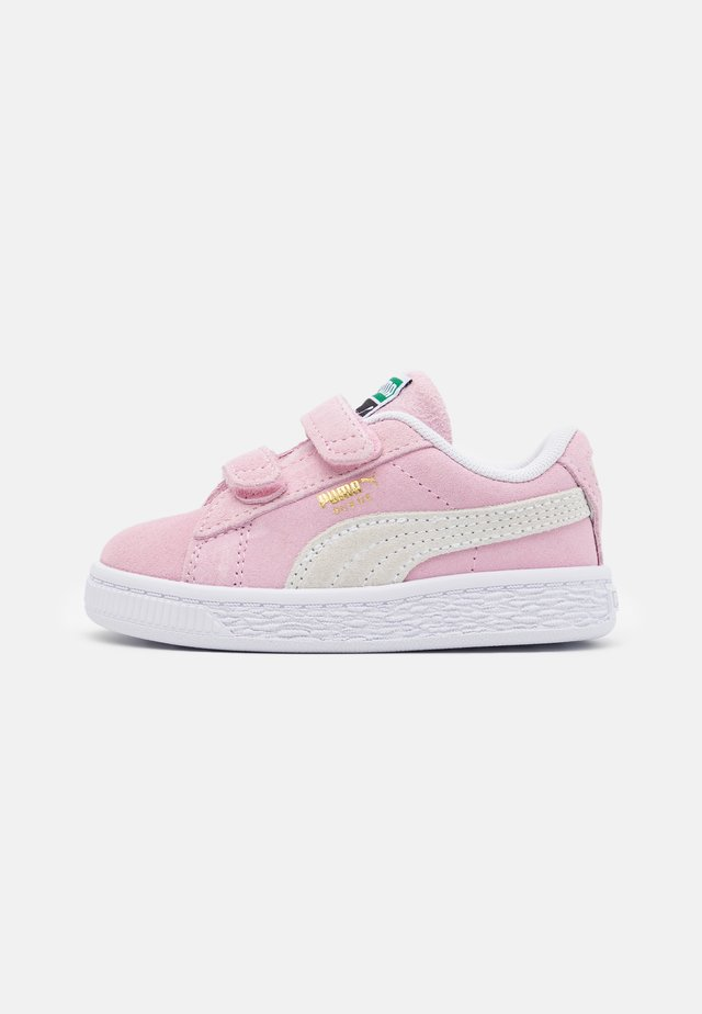 CLASSIC UNISEX - Sneakersy niskie - pink lady/white