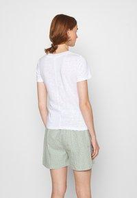American Vintage - SONOMA - Basic T-shirt - blanc - 2
