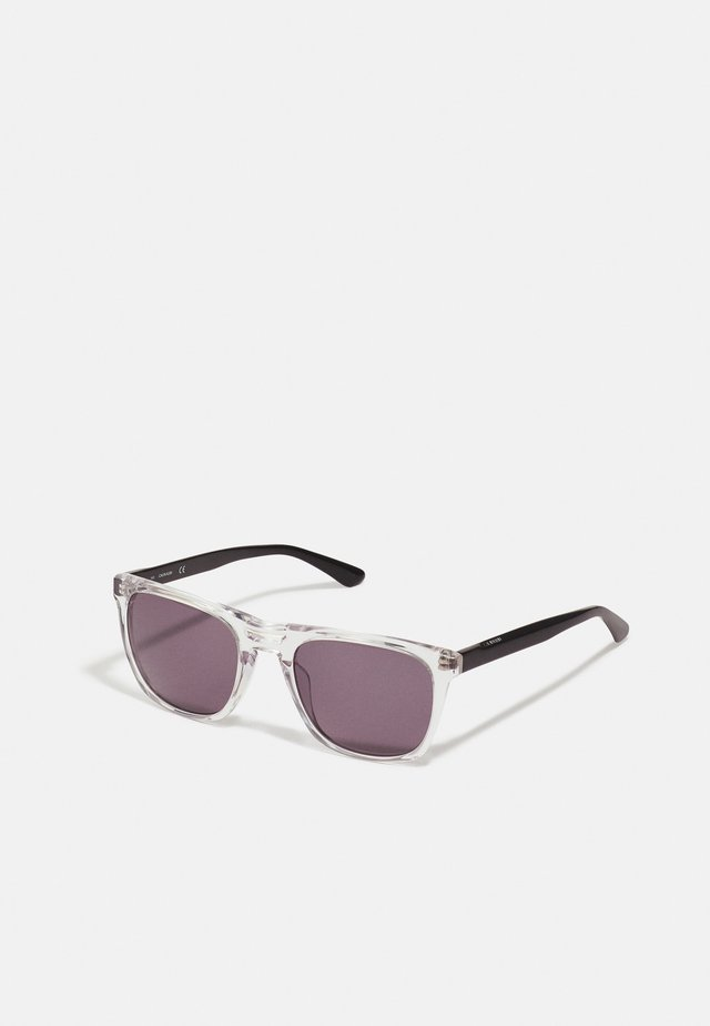 UNISEX - Sunglasses - shiny crystal/black