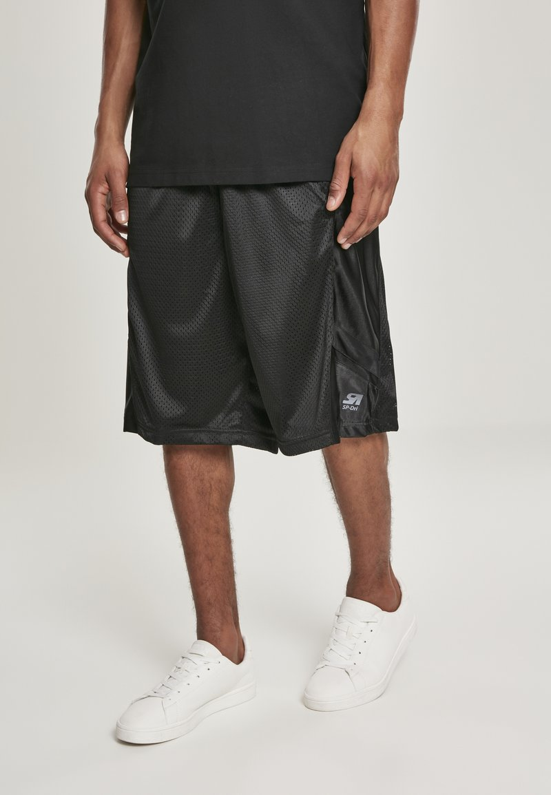 Southpole - Shorts - black/black