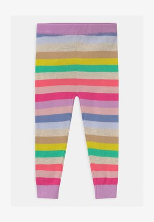 TODDLER GIRL CRAZY STRIPE  - Legíny - multi-coloured