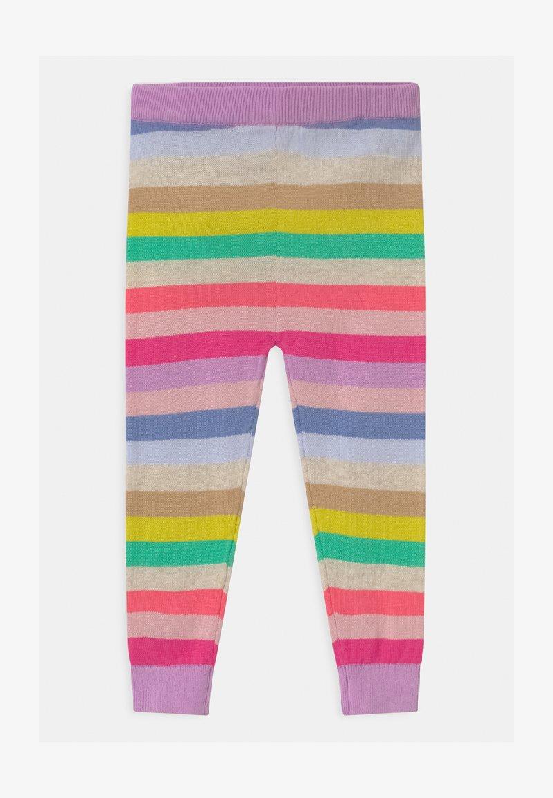 GAP - TODDLER GIRL CRAZY STRIPE  - Legíny - multi-coloured