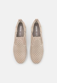 Geox - HIVER  - Trainers - light taupe - 5