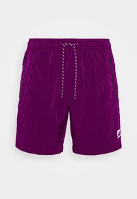 IRIDESCENT ALL DAY  - Tracksuit bottoms - purple