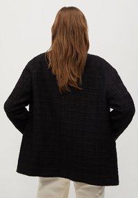 Mango - CANELA - Summer jacket - schwarz - 2