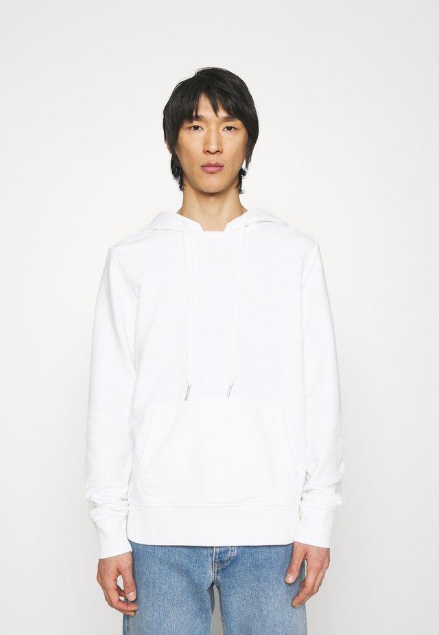 HOODY - Sweatshirt - blanc