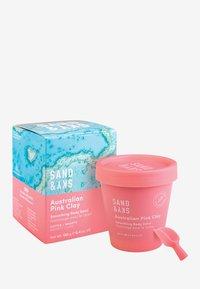 Sand&Sky - AUSTRALIAN PINK CLAY - SMOOTHING BODY SAND - Body scrub - - - 1