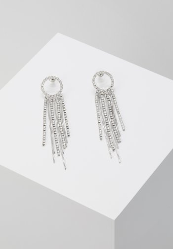 OHRHÄNGER - Earrings - silber-coloured