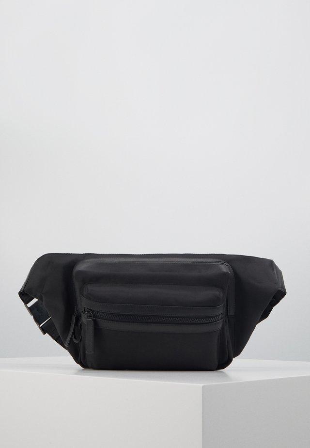 COSMOS CROSSBODY BAG - Torba na ramię - black