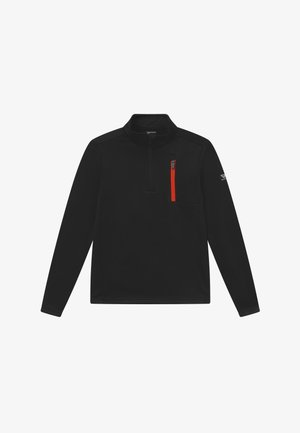 ORLANDO BOYS - Fleece jumper - black