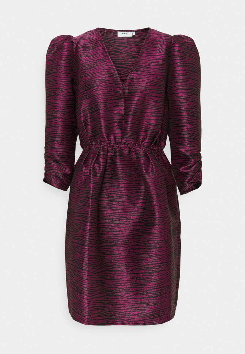 Moves - WILLAS - Day dress - pink violet