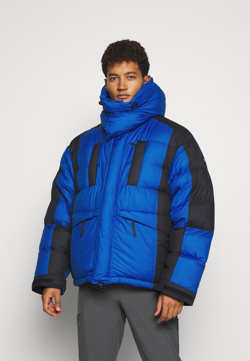 Peak Performance - POLARO JACKET - Bunda z prachového peří - artic blue
