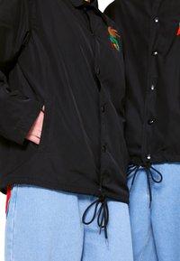 AS IF Clothing - CODA JACKET UNISEX - Light jacket - black - 6