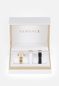 Versace Watches - VIRTUS MINI DUO - Watch - gold-colured/white - 3