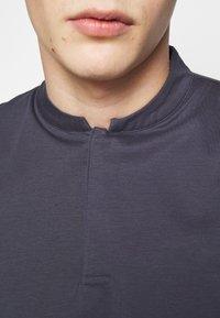 DRYKORN - LOUIS - Basic T-shirt - dark blue - 5