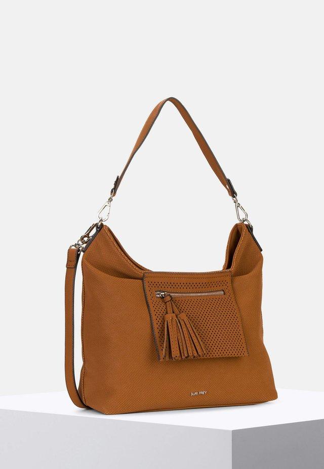 ROMY AILEY - Handbag - cognac