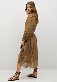 Mango - Shirt dress - braun - 3