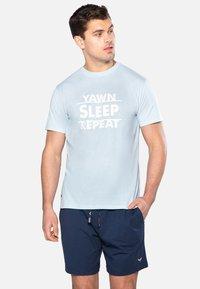 Threadbare - Pyjama - blau - 0