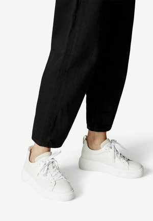 Sneaker low - white leather