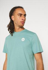 Fila - OWEN TEE - Basic T-shirt - cameo blue - 3