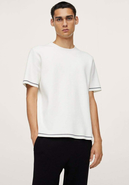 Men STRETCH - Print T-shirt