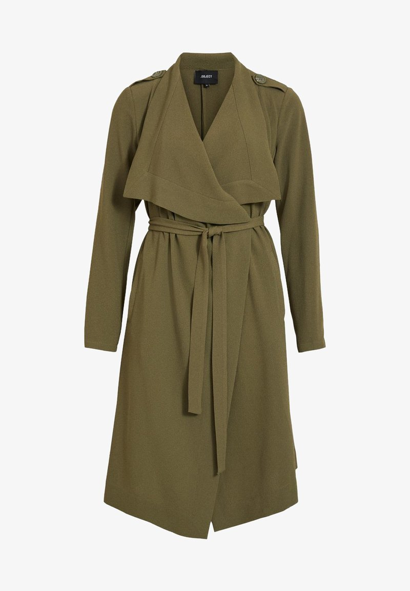 Object OBJANNLEE - Trenchcoat - sugar almond/tan cLe1dL