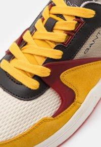 GANT - NICEWILL - Sneakers - yellow - 5