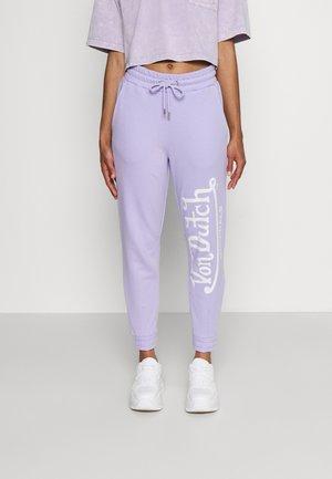 ELLIS - Teplákové kalhoty - lavender