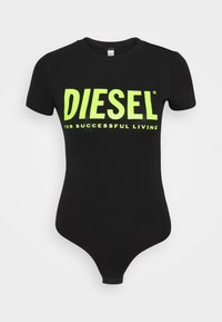Diesel - BODYTEE BODY - T-shirt con stampa - black - 4