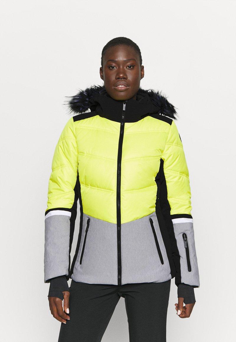 Icepeak - ELECTRA - Skijakke - yellow