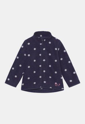 KIDS GIRLS  - Fleece jacket - nachtblau