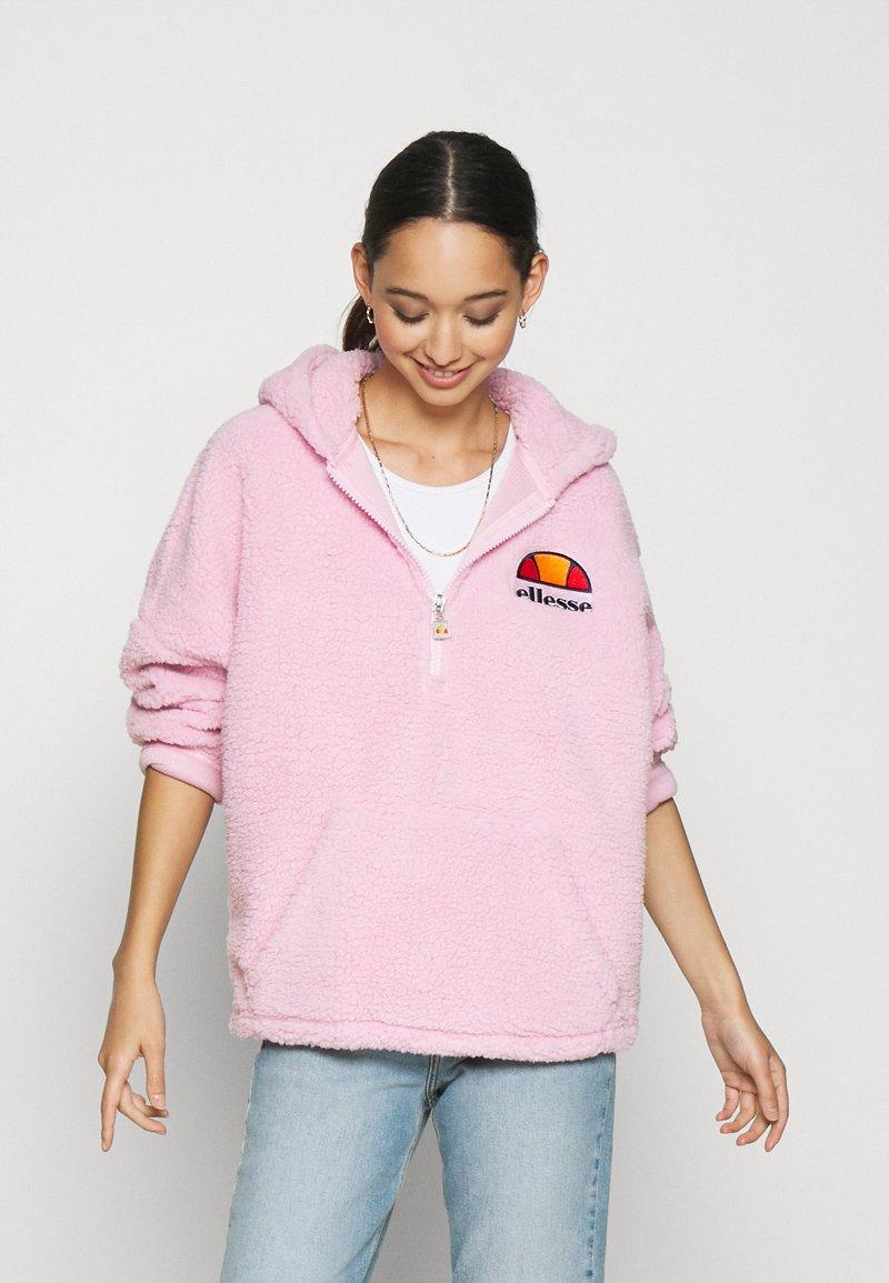 Ellesse - SEPPY - Bluza z kapturem - pink