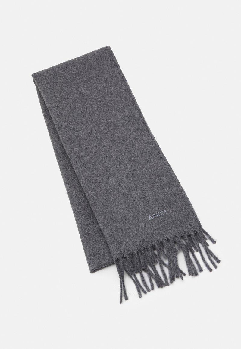ARKET - SCARF - Scarf - grey dusty