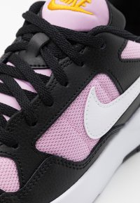 Nike Sportswear - PEGASUS '92 LITE - Trainers - black/white/light arctic pink - 5