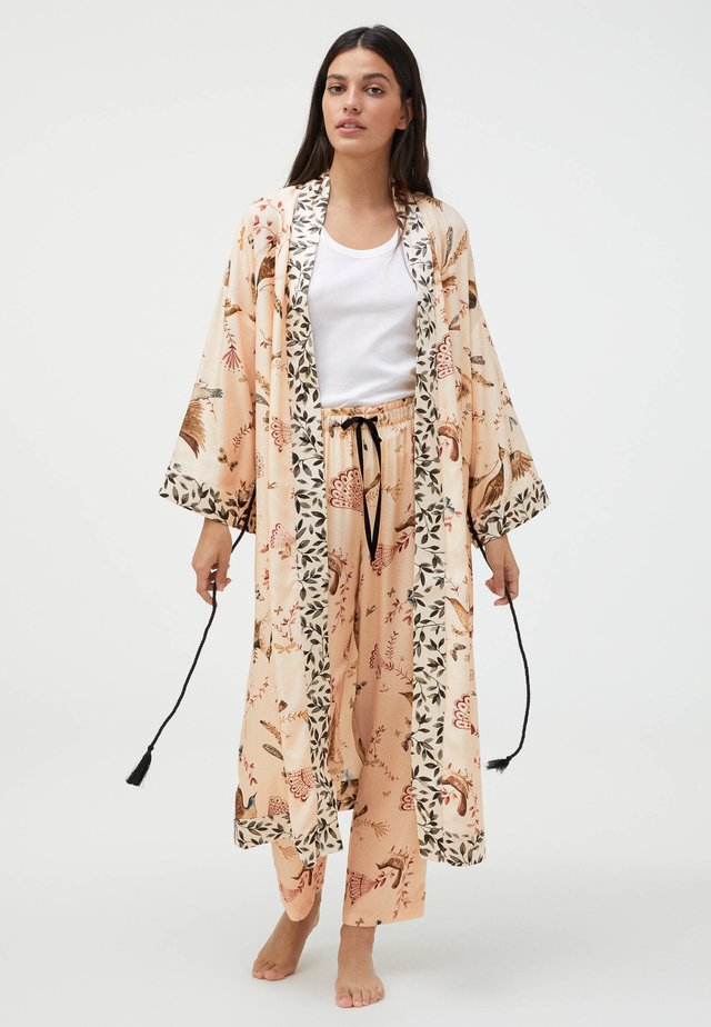 BIRD  - Dressing gown - multi-coloured