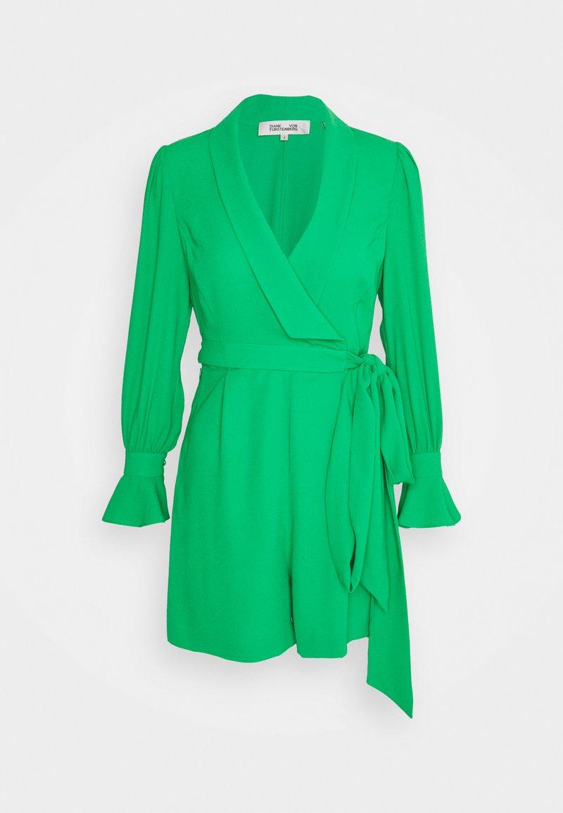 Diane von Furstenberg - INA - Haalari - kelly green