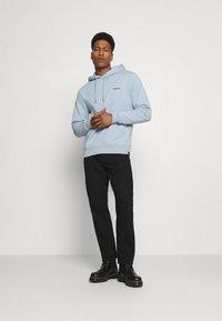Dickies - LORETTO HOODIE - Sweatshirt - fog blue - 1