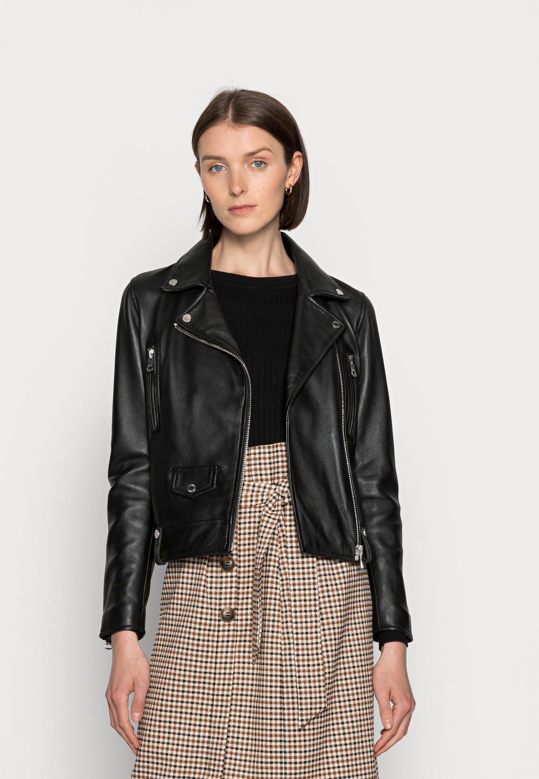 Women MAY - Leather jacket