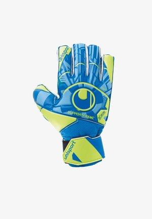 Goalkeeping gloves - blaugelbschwarz