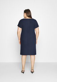 Swing Curve - Cocktail dress / Party dress - navy - 2