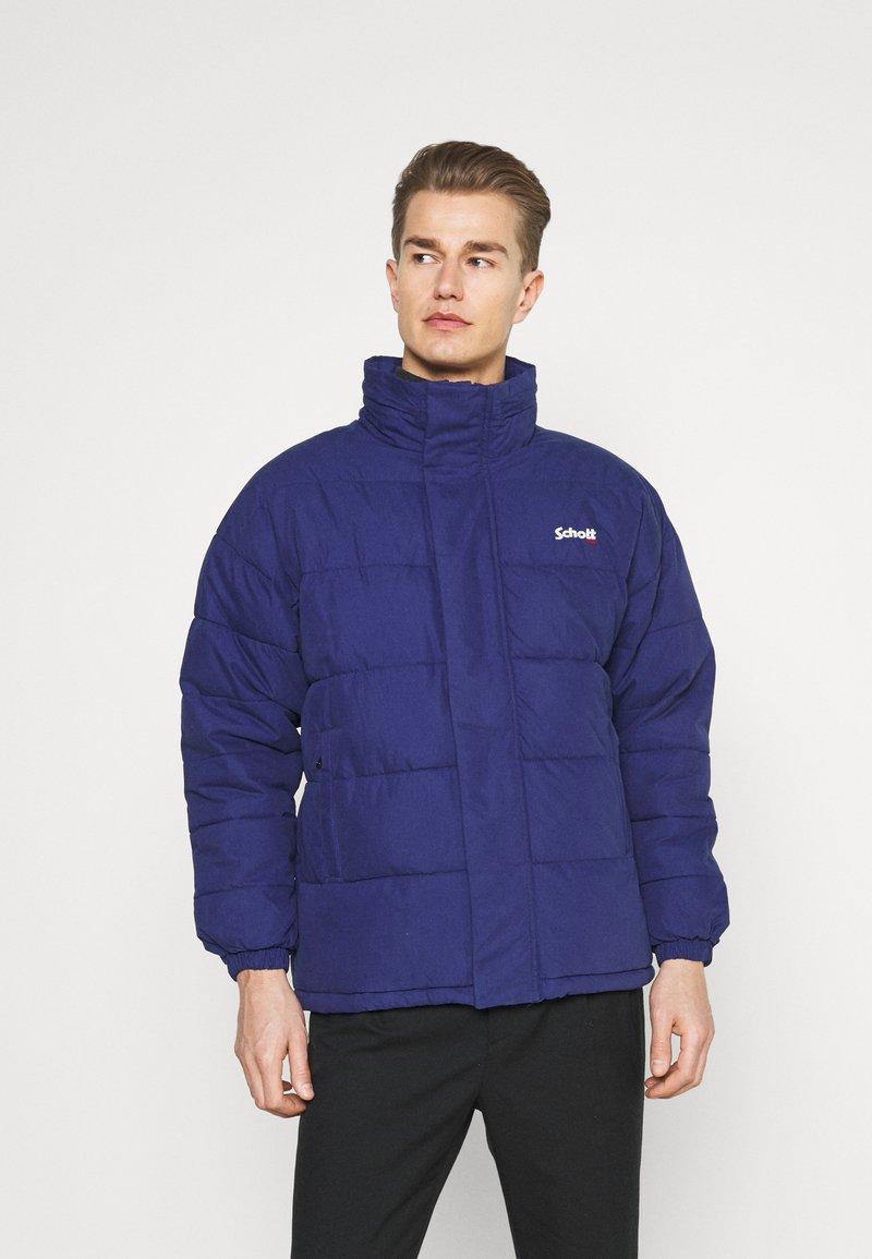 Schott - NEBRASKA - Winter jacket - royal blue