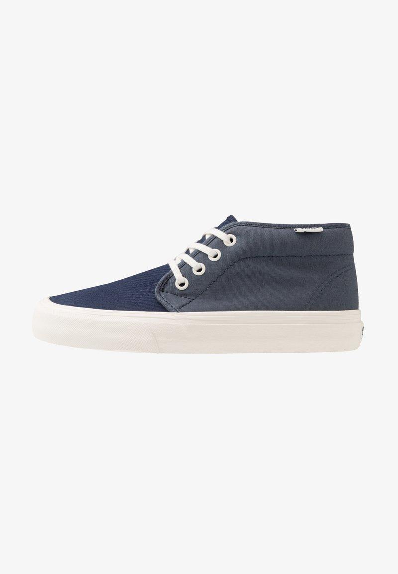 Vans - CHUKKA - Skate shoes - orion blue/marshmallow