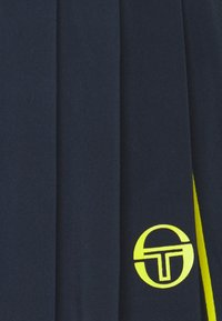 sergio tacchini - IRIS SKORT - Sports skirt - navy/acidlime