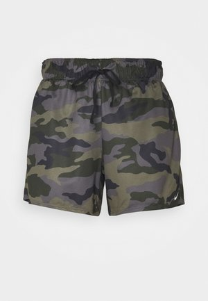SHORT ATTACK - Sports shorts - khaki/olive