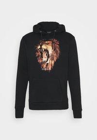 CLOSURE London - LION HOODY - Sweat à capuche - black - 4