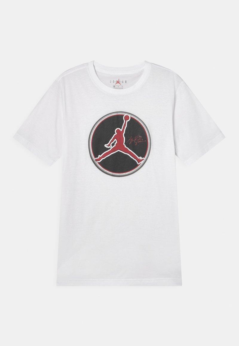 Jordan - JUMPMAN B-BALL - Printtipaita - white
