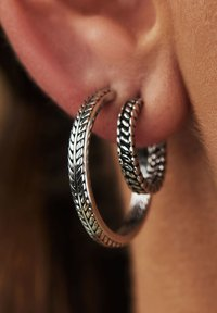 Selected Jewels - Earrings - schwarz - 1