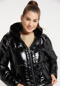 myMo - Winter jacket - schwarz - 3