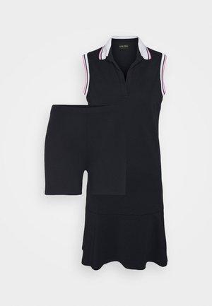 DANCING ARGYLES SLEEVELESS DRESS - Sports dress - navy